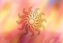Slunce hojnosti