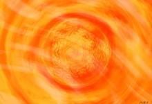 Energie slunečního chrámu