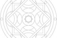 Mandala 009